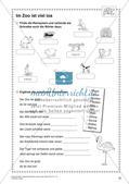 Lernwerkstatt Zoo: Wörter und Texte Preview 18