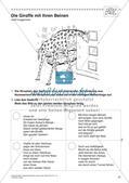 Lernwerkstatt Zoo: Wörter und Texte Preview 23