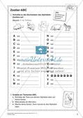 Lernwerkstatt Zoo: Wörter und Texte Preview 8