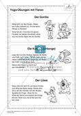 Lernwerkstatt Zoo: Bewegungsspiele Preview 7