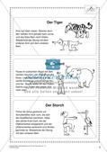 Lernwerkstatt Zoo: Bewegungsspiele Preview 8