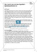 Schreib- und Leseaufgaben zum Thema Fußball Preview 5