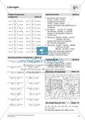 Textaufgaben, Geometrie und Statistik zum Thema Fußball Preview 19