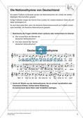 Fußball: Verfassen von Liedtexten und Analyse der Nationalhymne Preview 4