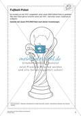 Thema Fußball: Gestalten und Collagieren Preview 11