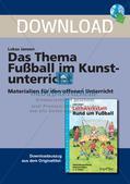 Thema Fußball: Gestalten und Collagieren Preview 1