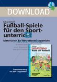 Fußball: Ballfertigkeiten aufbauen Preview 1