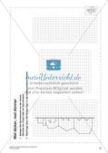 Sachaufgaben, Achsenspiegelung und Statistik zum Thema Winter Preview 12