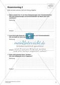 Sachaufgaben, Achsenspiegelung und Statistik zum Thema Winter Preview 7