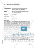 Bewegungsangebote für alle Kompetenzbereiche: Teil 1 Preview 22