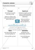 Geschichten und Sachtexte mit gestalterischen Aufgaben Preview 40