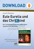 Adventsgeschichte: Eule Eurelia und das Christkind Preview 1