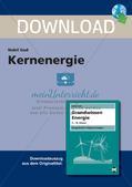Grundwissen Energie: Kernenergie Preview 1