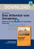 Das Attentat von Sarajevo Preview 1