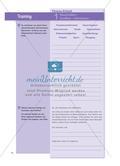 Textsortenunterscheidung: Beschreibung, Erzählung, Information Preview 12