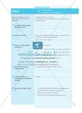 Textsortenunterscheidung: Beschreibung, Erzählung, Information Preview 15