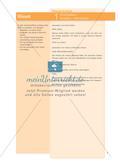 Textsortenunterscheidung: Beschreibung, Erzählung, Information Preview 3