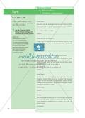Textsortenunterscheidung: Beschreibung, Erzählung, Information Preview 4