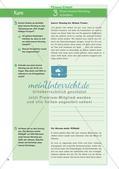 Untersuchen und Gestalten von Texten: Innerer Monolog Preview 4