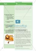 Untersuchen und Gestalten von Texten: Allgemeines über Fabeln Preview 3