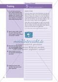 Untersuchen und Gestalten von Texten: Allgemeines über Fabeln Preview 5