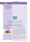Untersuchen und Gestalten von Texten: Allgemeines über Fabeln Preview 7