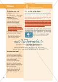 Untersuchen und Gestalten von Texten: Moral einer Fabel Preview 1