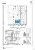 Rätsel und Sudoku zu physikalischen Grundlagen Preview 4