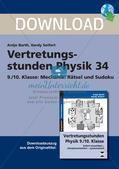 Mechanik: Rätsel und Sudoku Preview 1
