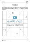 Sudoku und Rätsel zu Elektrizität Preview 2
