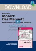 Mozart: Das Menuett Preview 1