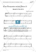 Mozart: Das Menuett Preview 4