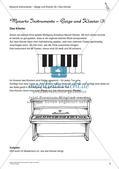 Mozarts Instrumente: Geige und Klavier Preview 5