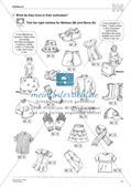 Wortschatzarbeit: Clothes Preview 13