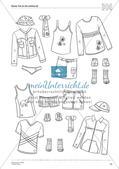 Wortschatzarbeit: Clothes Preview 16