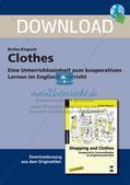 Wortschatzarbeit: Clothes Preview 1