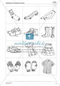Wortschatzarbeit: Clothes Preview 5