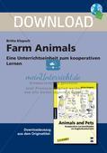 Wortschatzarbeit: Farm Animals Preview 1
