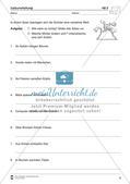 Übungen zur Satzstellung Preview 11