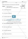 Übungen zur Satzstellung Preview 12