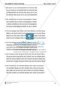 Übungen zur Satzstellung Preview 16