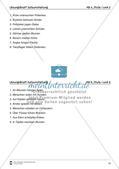 Übungen zur Satzstellung Preview 17