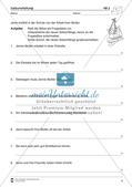 Übungen zur Satzstellung Preview 6
