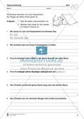 Übungen zur Satzstellung Preview 8