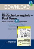 Lernspiele: Past Tense Preview 1