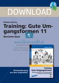 Gute Umgangsformen: Benimm-Quiz Preview 1