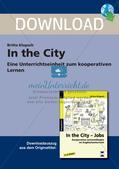 Wortschatzarbeit: In the City Preview 1