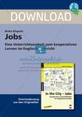 Wortschatzarbeit: Jobs Preview 1
