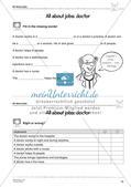 Wortschatzarbeit: Jobs Preview 20