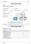 Wortschatzarbeit: Jobs Preview 21